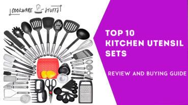 10 best kitchen utensil set review