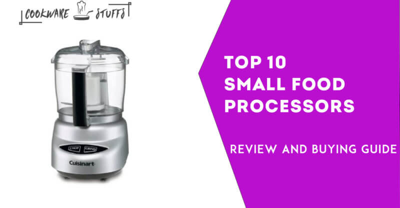 10 best small food processor review
