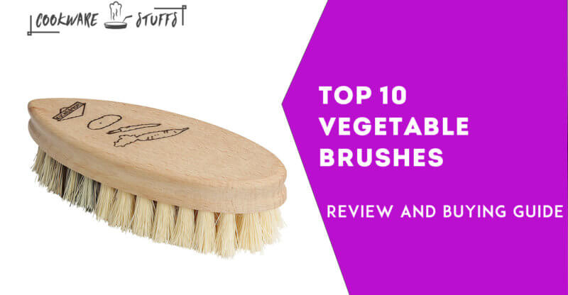 10 best vegetable brushes review