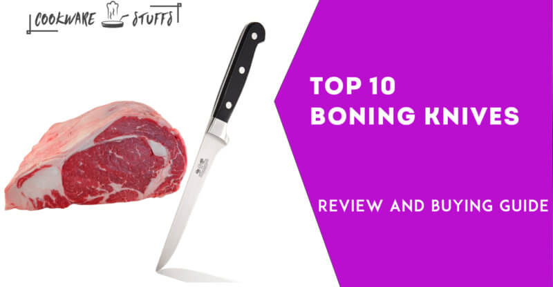 10 best boning knives for cooking review