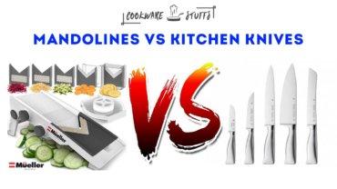 mandolines vs kitchen knives for cooking